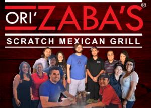 Ori'Zaba's in the Community