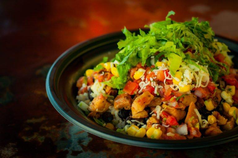 Zaba's Chicken Rice Bowl Dish