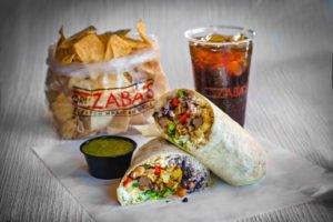 Zabas Meal Deal