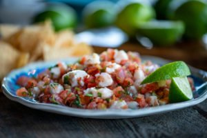 Nothing Says Summer Like Ceviche