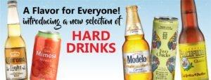 Summer Hard Drinks