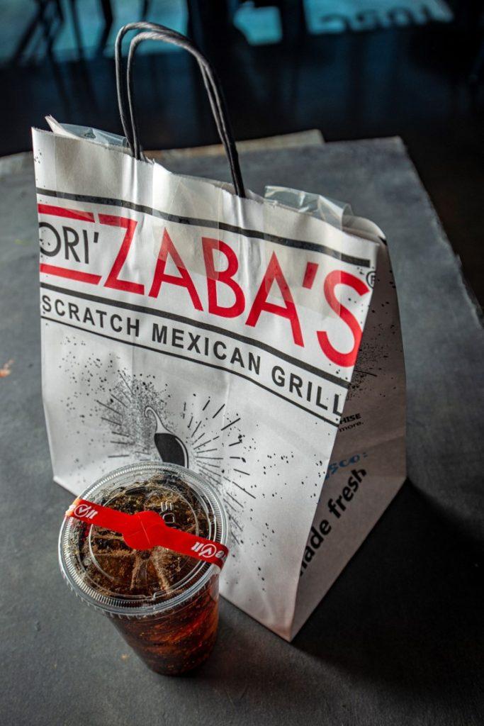 To Go Bag Zaba with Drink LR 2'21