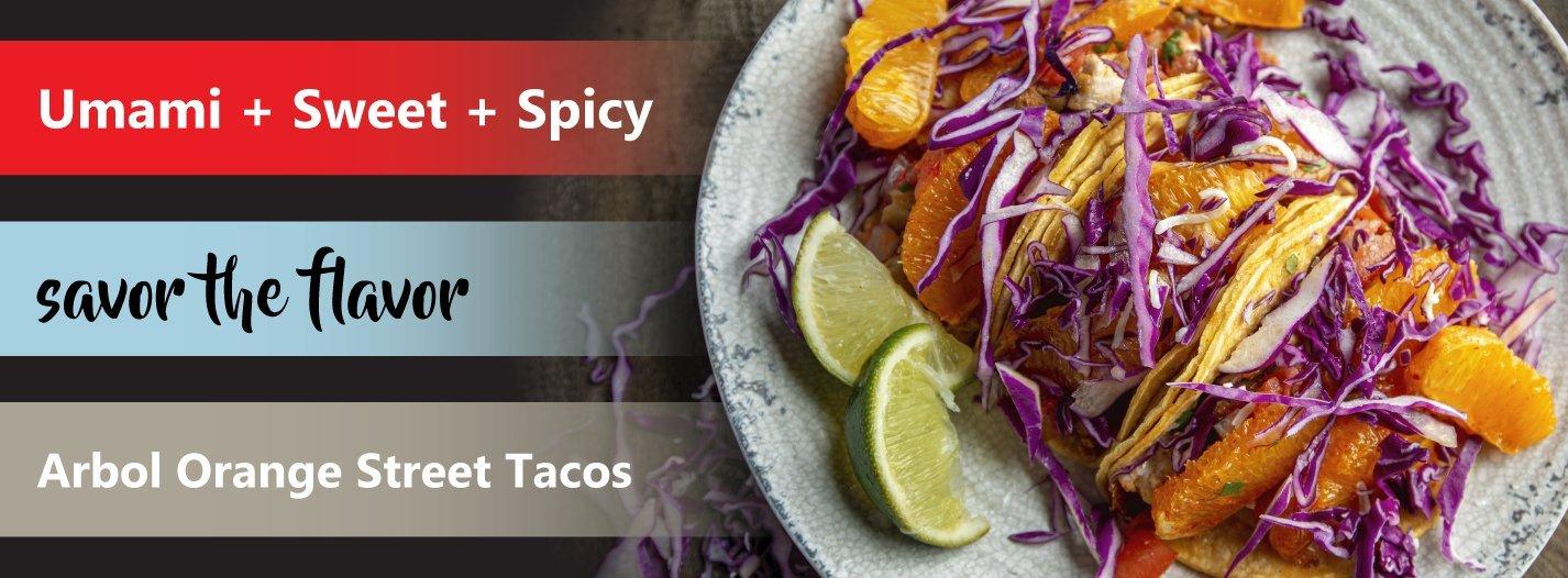 Arbol Orange Street Tacos