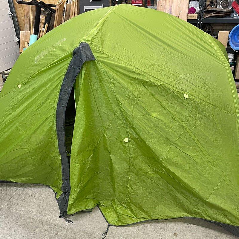 Tent Hike